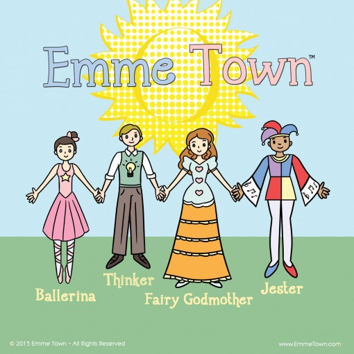Emme Town's Epic Kids Songs Vol. 1